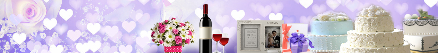 Wedding Gifts Online Delivery India : Send Gifts To GurgaonSame Day Delivery, Online Florist Gurgaon
